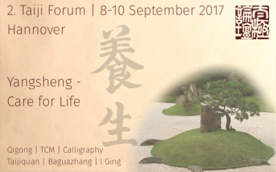 Taiji Forum Meeting 2017