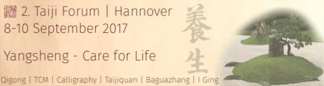Taiji Forum 2017