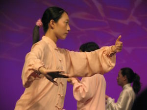 Taijiquan Training 24 form