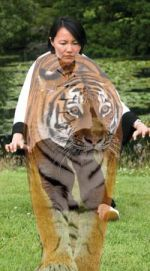 Qigong: tiger_five Animal Qigong