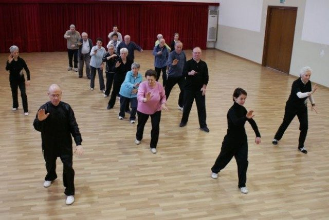 Tai Chi Benefits - An aid to Parkinson's Disease