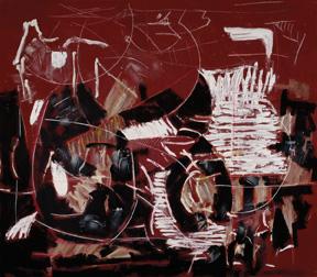 Gary Wragg Paintings