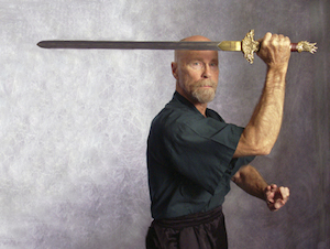 Tai Chi sword as an instrument of the Dao