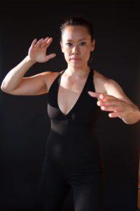 Ta Chi Posture