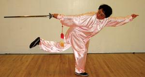 Jin Ye Sword