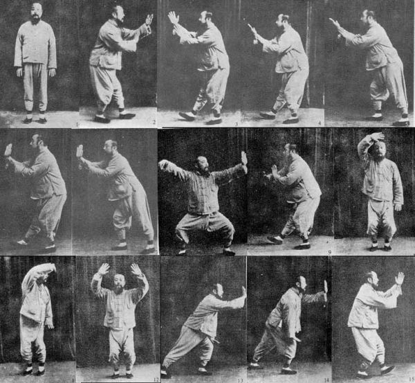 The Evolution of Wu Style Tai Chi Chuan