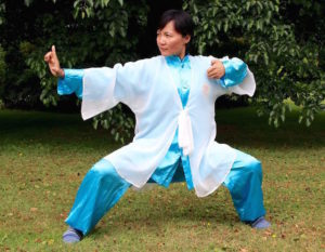 Qigong exercises - 8 Brocades