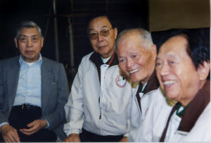 Chou Hong Bing, Ben Lo, Hsu Yee-Chung, William C.C. Chen
