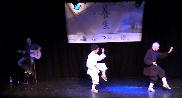 Wudang Taiyi Wuxing Quan