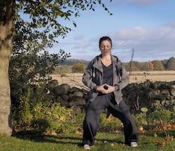 Qigong Healing: GAINING POST CHEMO STRENGTH THROUGH QI GONG