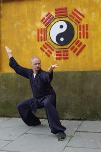 Taijiquan or Qigong practise