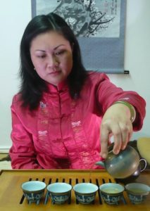 Yi-Chun Hwang (Berlin, Germany) – Tea