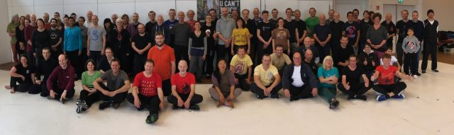 Hannover Push Hands Meeting 2019
